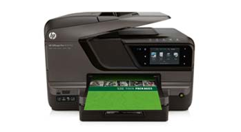 HP Officejet Pro 8600 Plus Front View