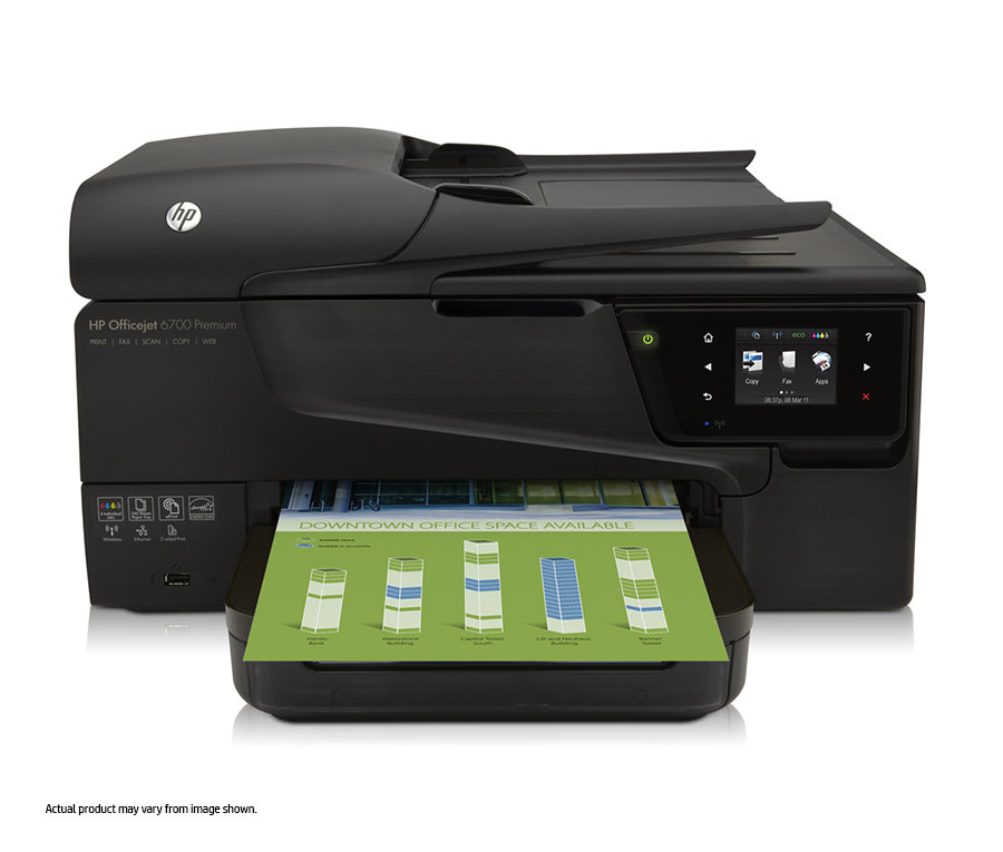 Amazon Com Hp Officejet 6700 Premium E All In One
