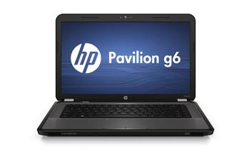 HP Pavilion g6-1d60us Notebook PC Front View