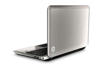 HP Pavilion dv6-6c10us Entertainment Notebook PC Right View
