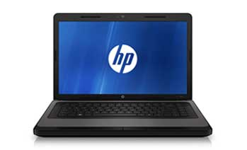HP 2000-410US Notebook PC Front View