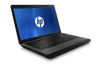 HP 2000-410US Notebook PC Left View