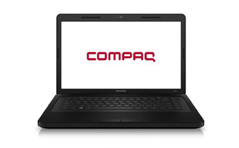 Compaq CQ57-410US Notebook PC Front View