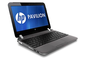 HP Pavilion dm1-4142nr Entertainment PC Front View