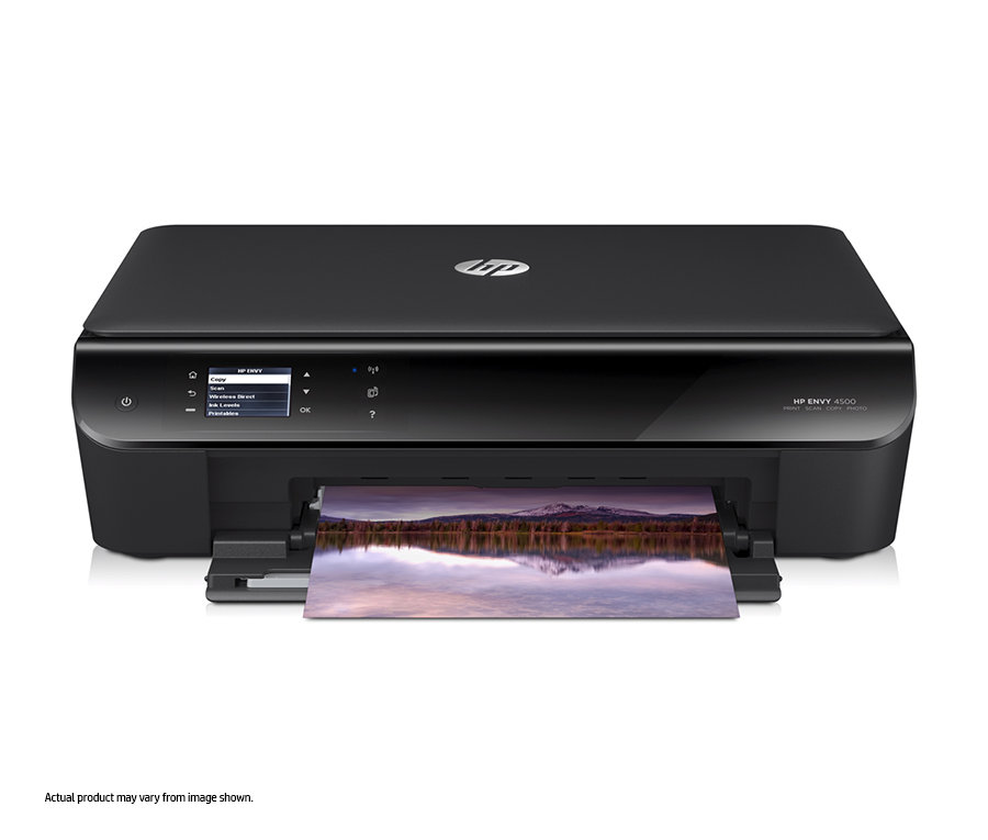 Amazon HP Envy 4500 Wireless All In One Color Photo