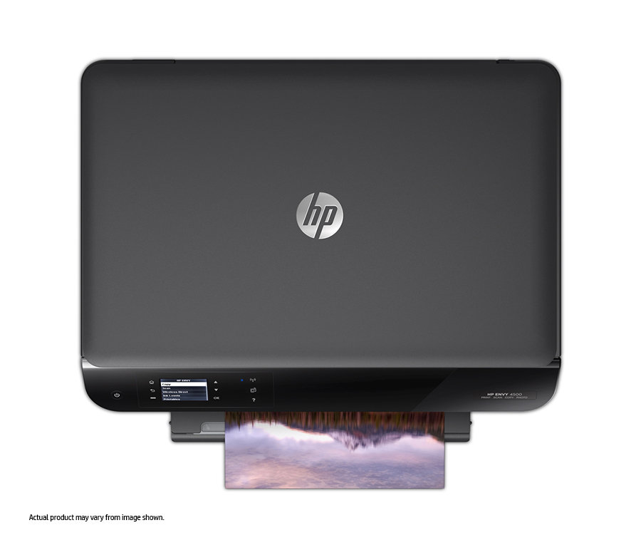 Amazon.com: HP Envy 4500 Wireless All-in-One Color Photo