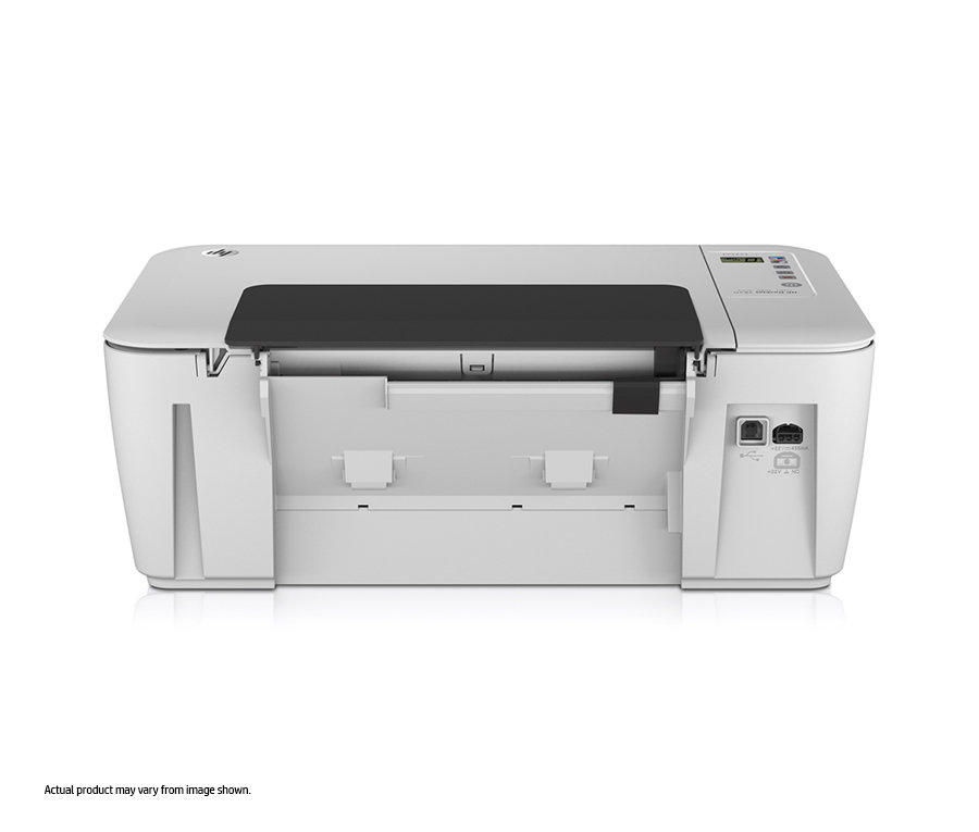 hp deskjet 2540 wireless how to change ink