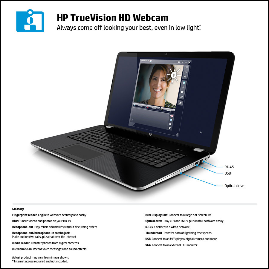 how to connect microphone to hp pavilion laptop