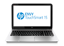 HP ENVY TouchSmart 15 series Notebook