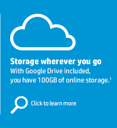 Storage wherever you go