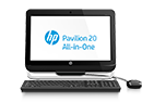 p20 aio HP Pavilion 23 f390 23 Inch Touchscreen All in One Desktop