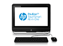 p23 ts aio HP Pavilion 23 f390 23 Inch Touchscreen All in One Desktop