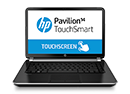 HP Pavilion 14 series TouchSmart Notebook