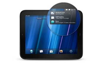 HP TouchPad Productivity Powerhouse
