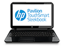 HP Touchsmart Sleekbook 15