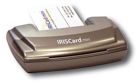 business card scanner reviews