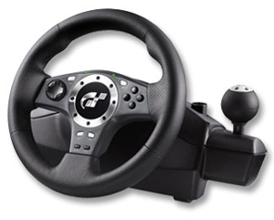 Amazon.com: Driving Force Wheel for PlayStation 2 and PlayStation 3