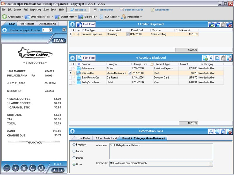 copies of invoices for free