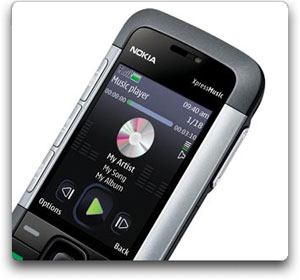Nokia 5310 XpressMusic themes - free download Best