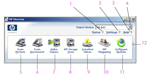 hp psc 1310 printer driver
