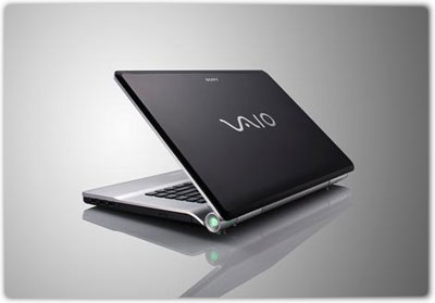 Sony VAIO VGN-FW373J/B 16.4-Inch Laptop - Black