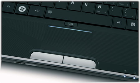 QUICK QUESTION: If I keep rubbing my finger on the touchpad of my