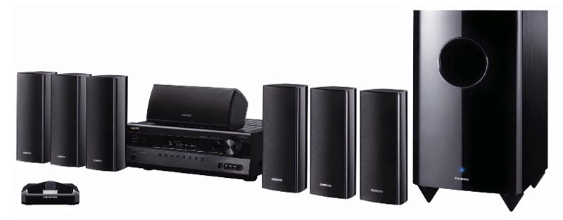 onkyo ht s6300 7 1 channel home theater receiver and speaker best receivers amplifiers. Black Bedroom Furniture Sets. Home Design Ideas