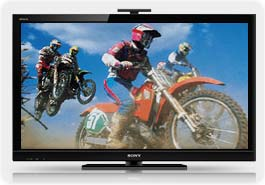 sony hx800 motionflow sm Sony BRAVIA KDL40HX800 40 Inch 1080p 240 Hz 3D Ready LED HDTV, Black