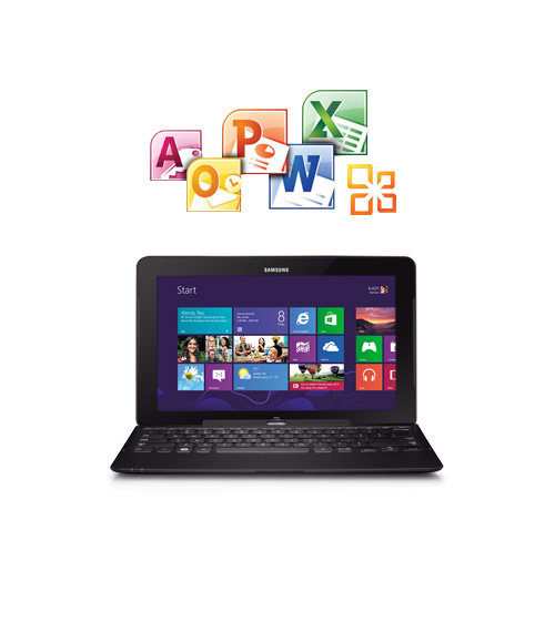ATIV Smart PC Pro 700T with Win8