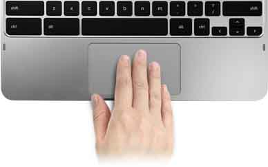 trackpad