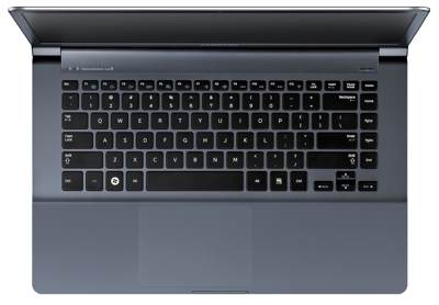 series 9 15-inch keyboard
