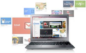 chromebook 550 apps