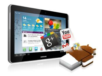 galaxy tab 2-10 android