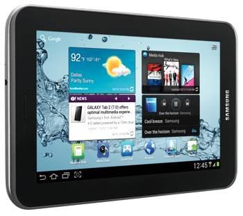 Samsung Galaxy Tab 2 Best Seller Android Tablets