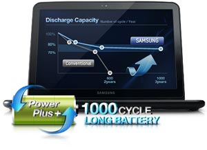 Samsung Chromebook battery