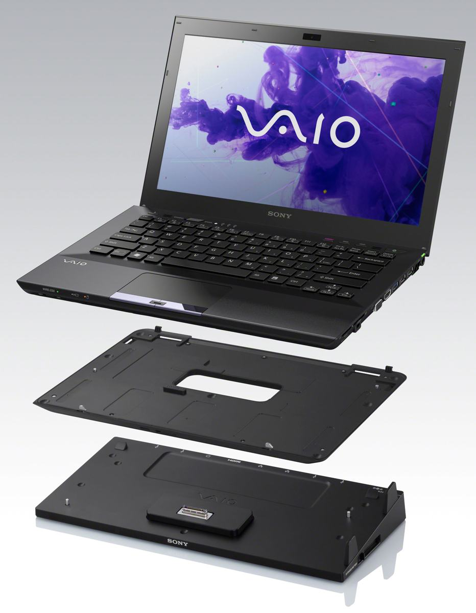 how to clean a sony vaio laptop