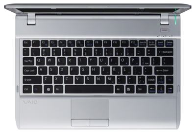 YB3 series in silver - keyboard