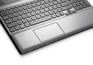 E Series 15 touchpad gray