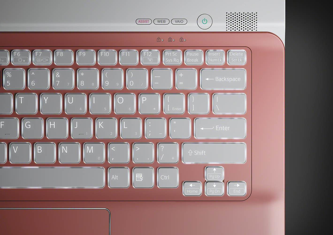 how to make your laptop keyboard light up