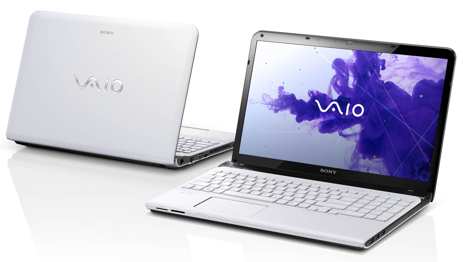 Amazon.com: Sony VAIO E15 Series SVE15126CXW 15.5-Inch Laptop (White