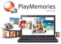 playmemories logo