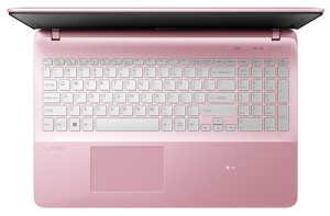 fit 15 pink keyboard