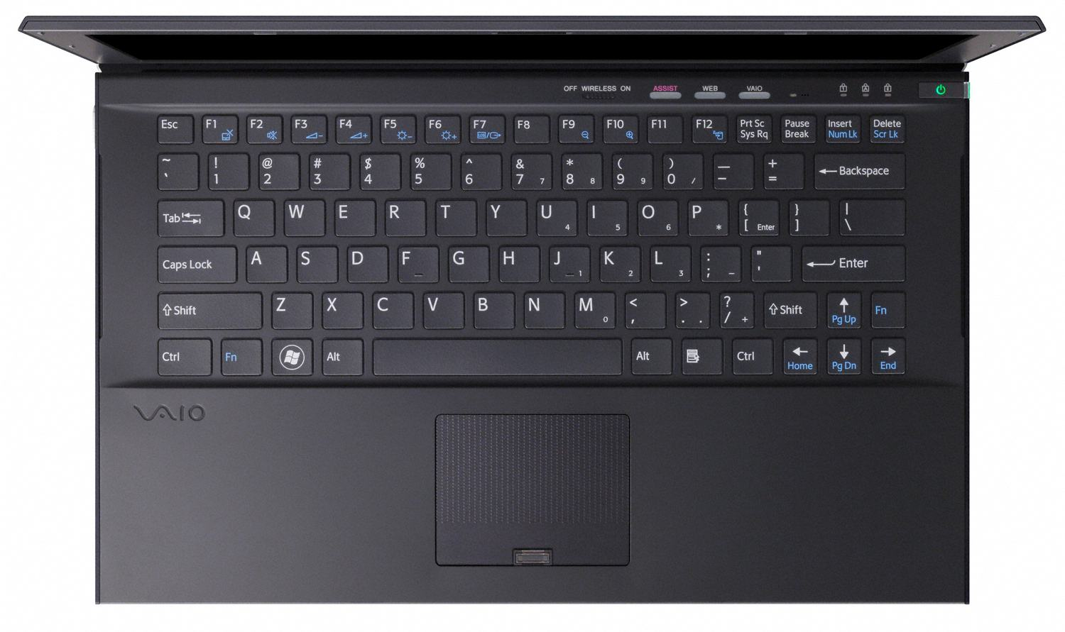 "Amazon.com: Sony VAIO Z VPC-Z214GX/B 13.1"" Laptop (Black"