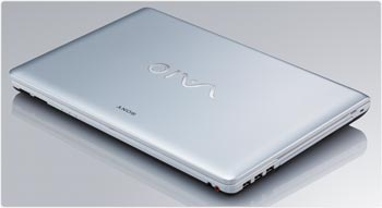 Sony VAIO EB laptop