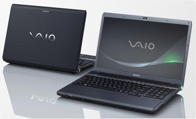Sony VAIO VPC-F133FX/B 16.4-Inch Laptop (Black)