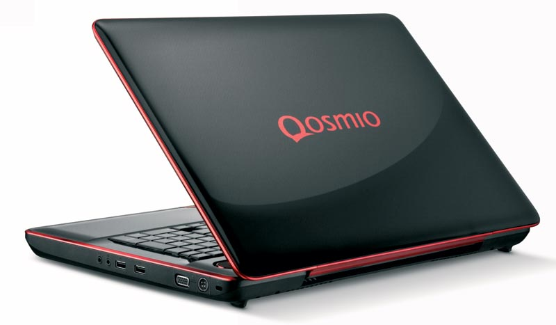 Toshiba Qosmio X505