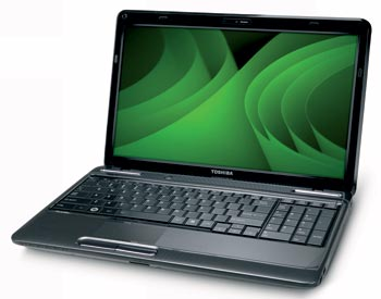 Toshiba Satellite L655