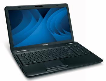 Toshiba Satellite C655