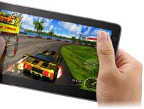 B004ALMF6C game small ViewSonic gTablet with 10 Multi Touch LCD Screen, Android OS 2.2