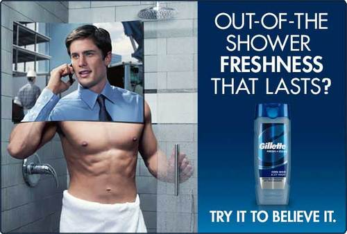 Out-of-the Shower Freshness that Lasts